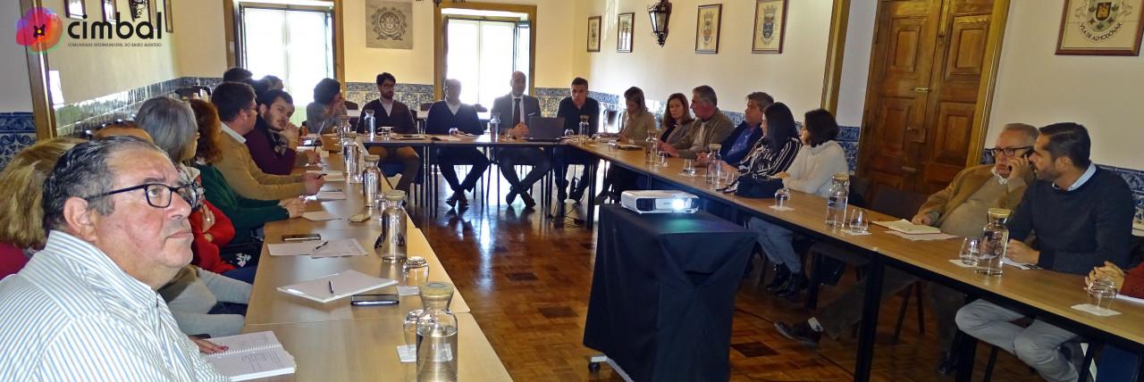 CIMBAL reúne Comissão de Acompanhamento da Central de Compras
