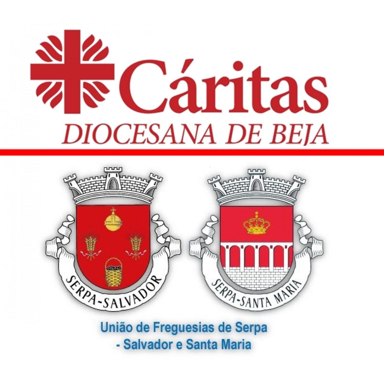 União de Freguesias de Serpa e Cáritas Diocesana de Beja aderem à Central de Compras da CIMBAL