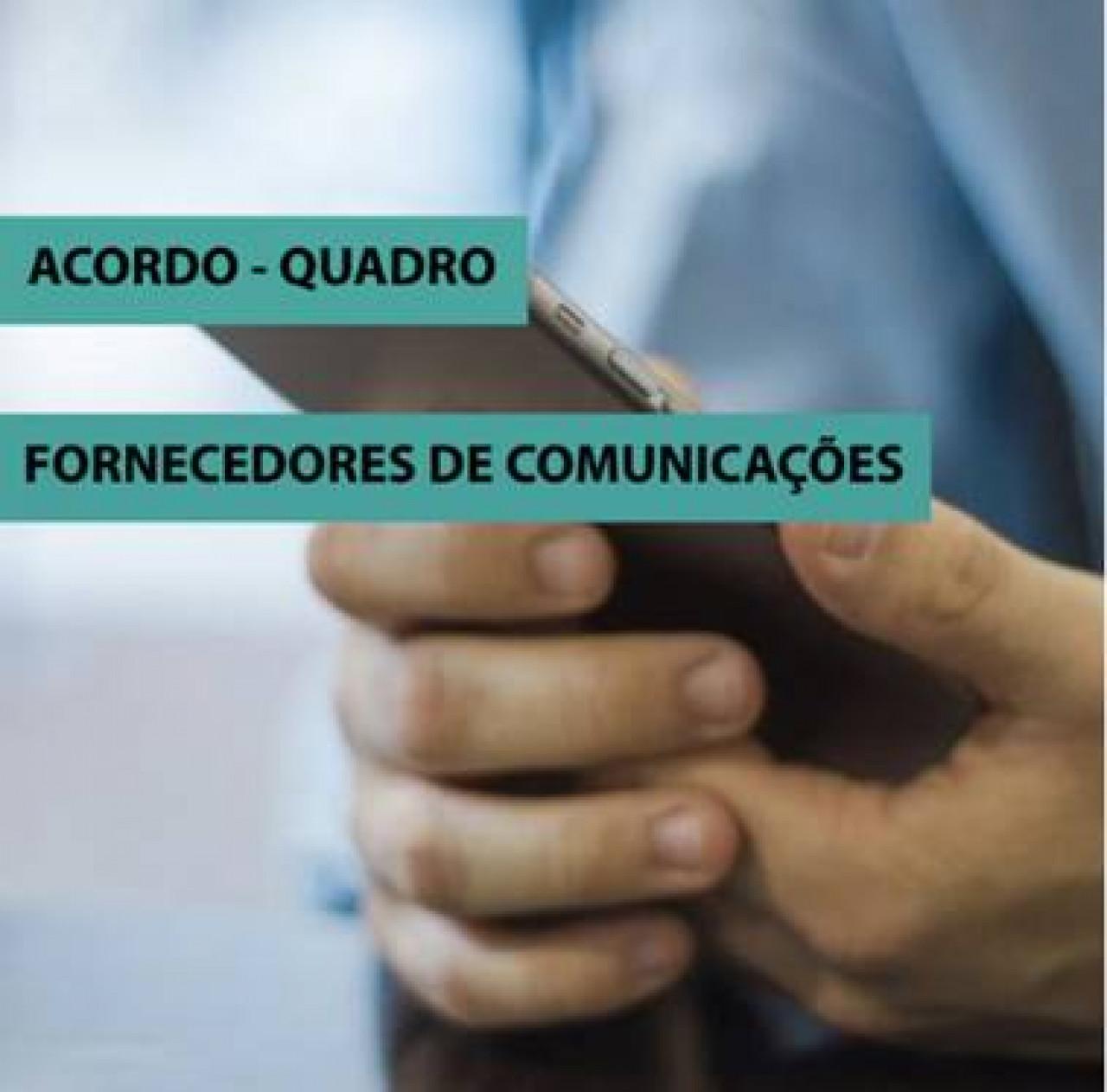 Central de Compras da CIMBAL lança Concurso Público Internacional para celebração de Acordo-Quadro para seleção de fornecedores de comunicações